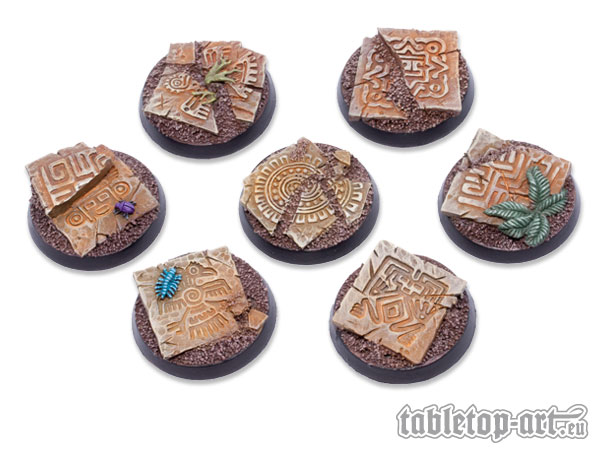32mm Bases