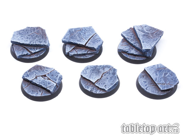Stone Slabs Bases - 32mm
