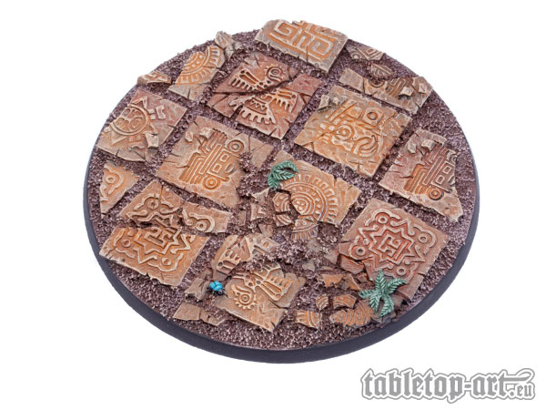 Lizard City Bases - 100mm Oval