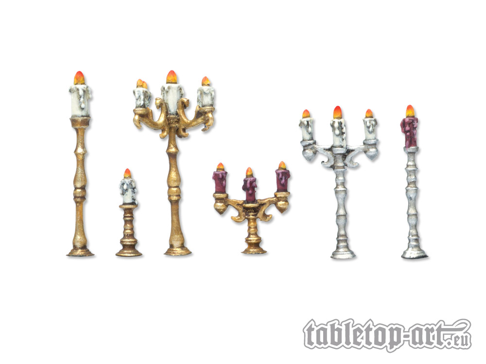 Candle holder kit 1