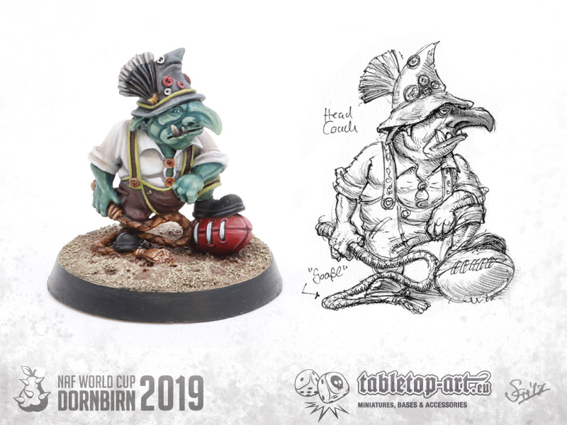 Blood Bowl, Coach, Goblin