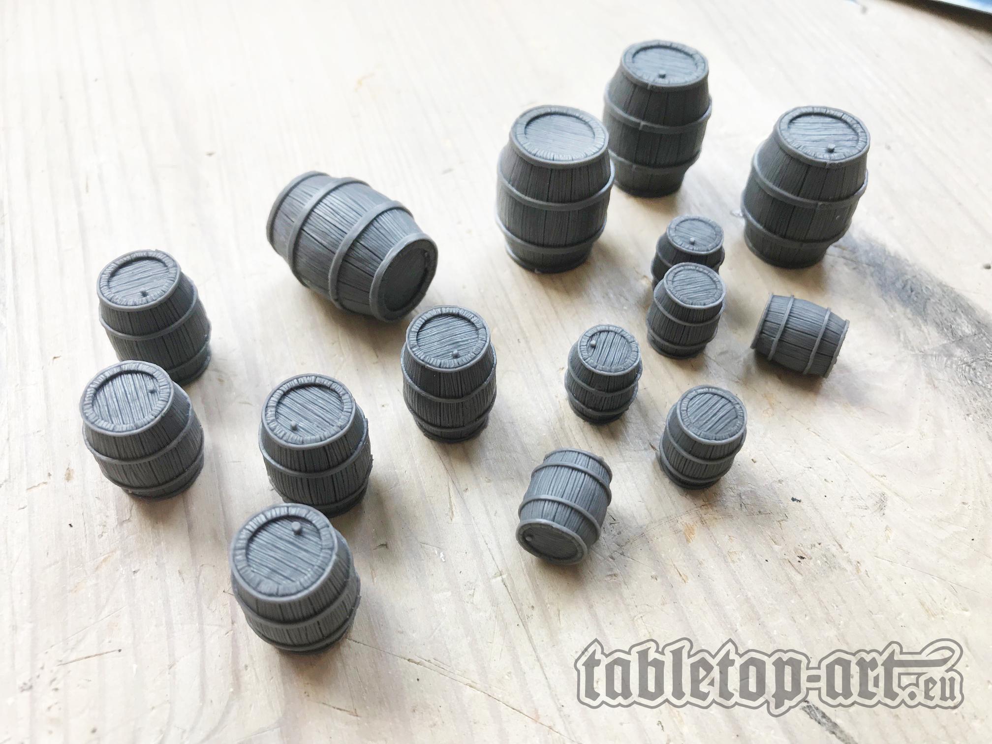 barrels sets
