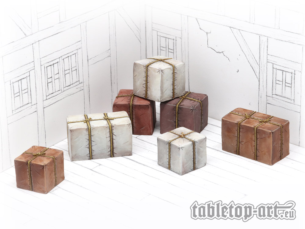 Packages - Set 1 (7)