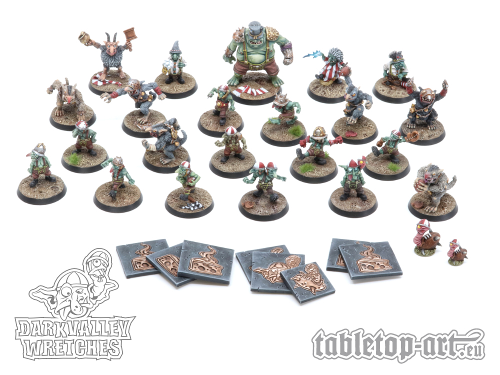 Darkvalley Wretches - Fantasy Football