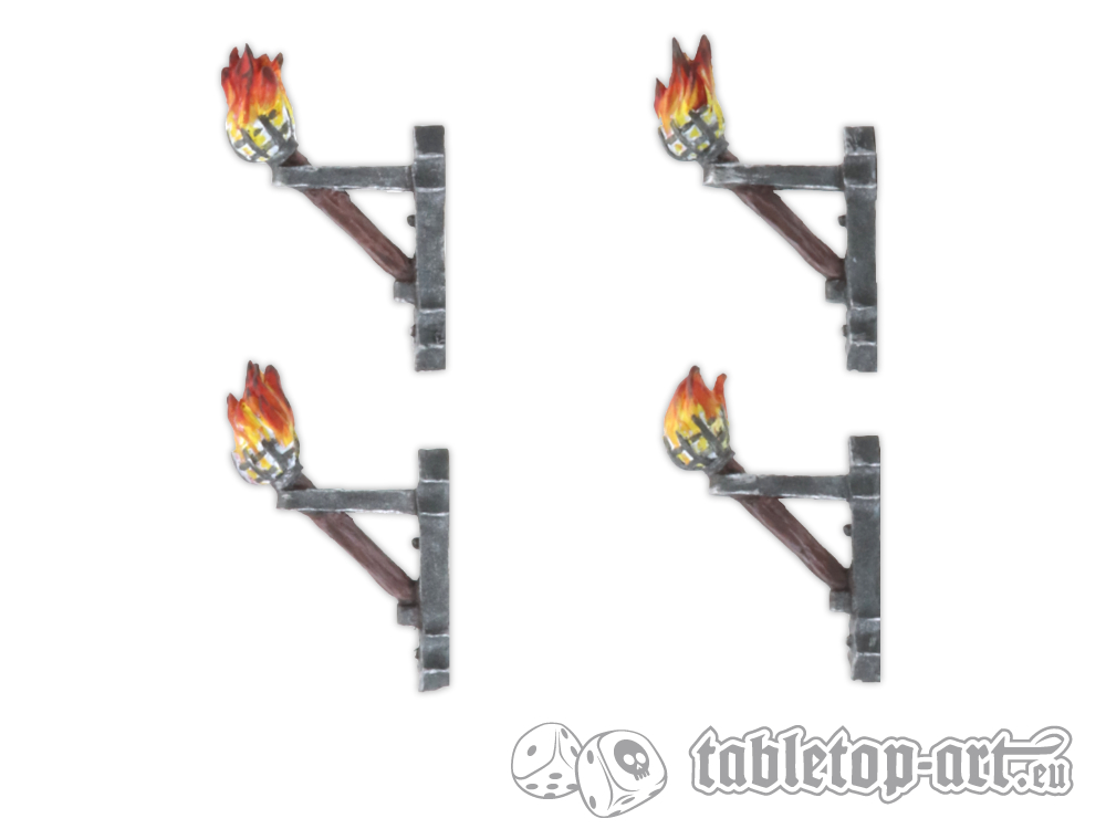 Torches Set 3