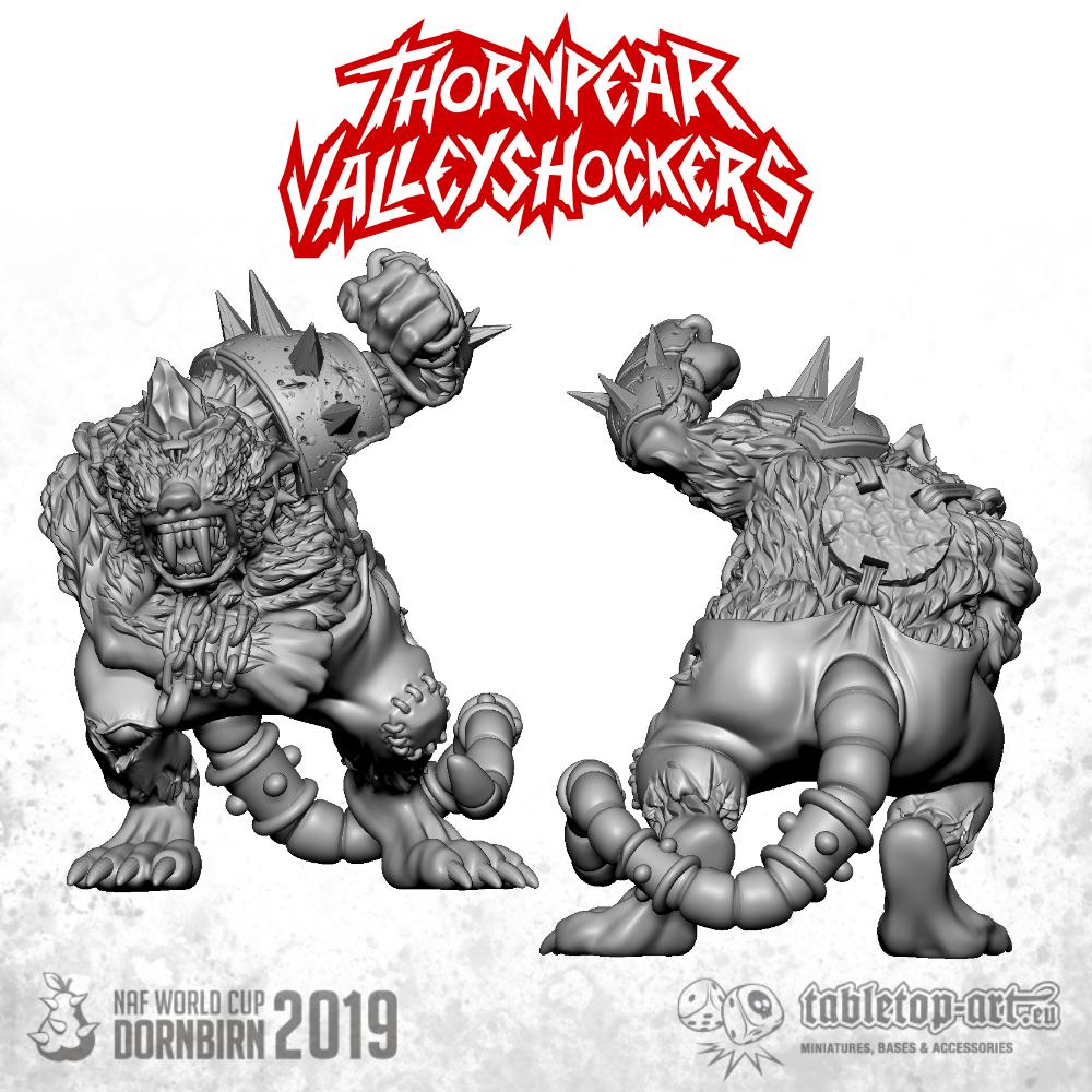 Thornpear Valleyshockers upgrade set