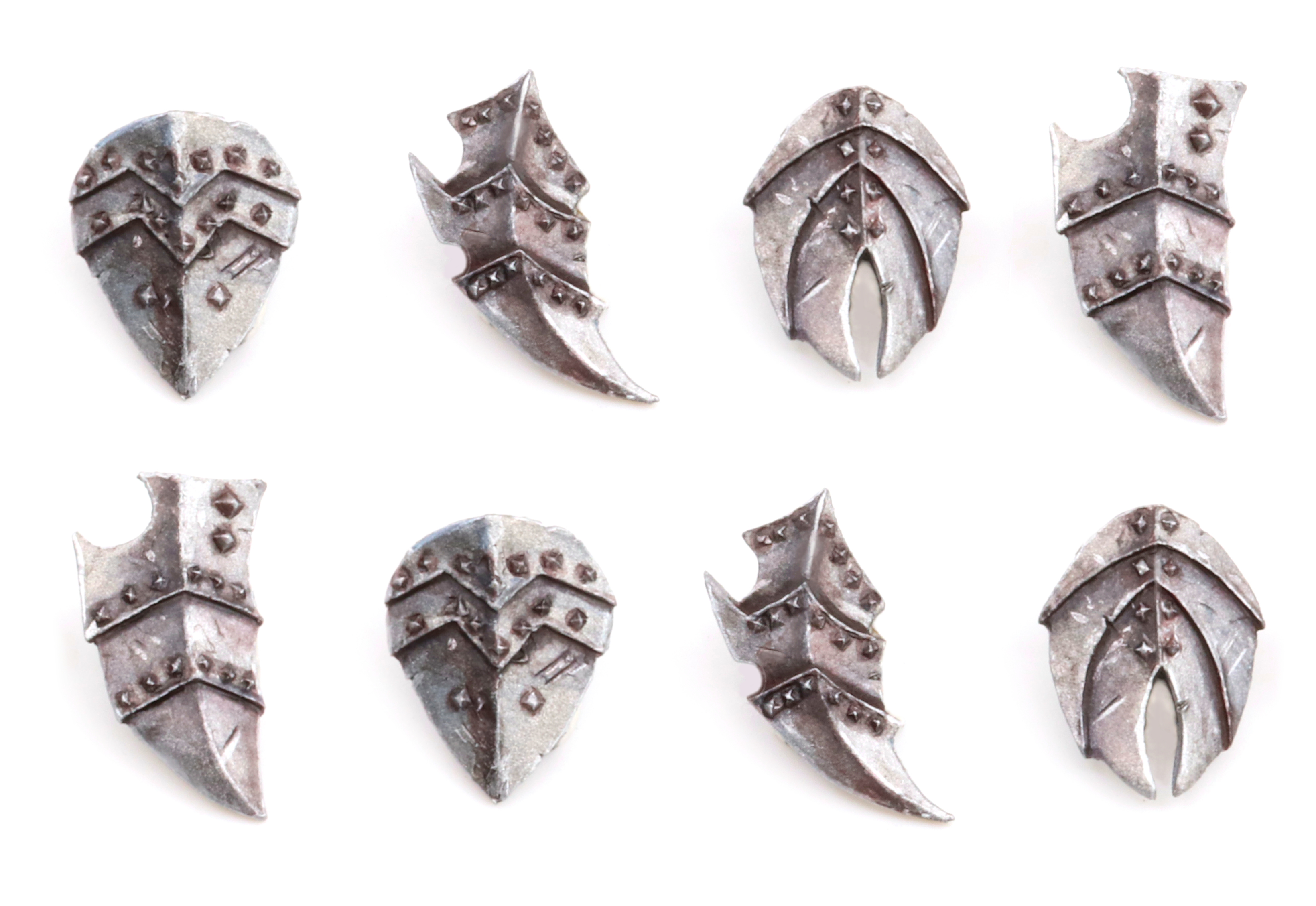 Fantasy Warrior Shields Set 2