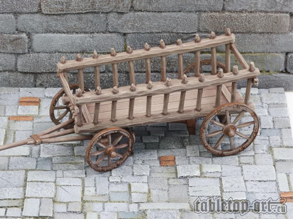 Big Ladder Wagon