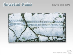 Ancestral Ruins | 50x100mm Chariot