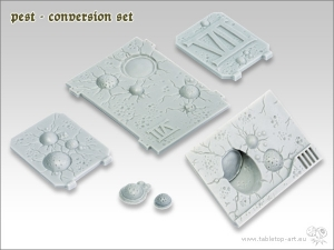 Pestilence - Conversion-Set