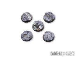 Dirty Old Town Bases - 25mm (5)