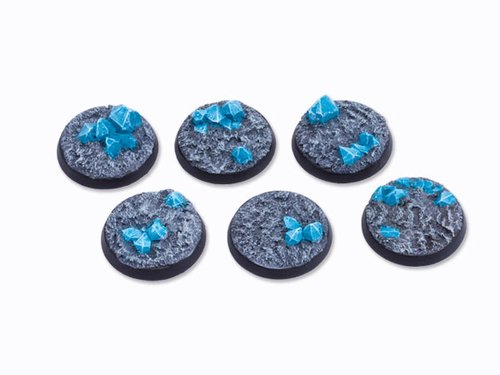 Crystal Field Bases - 32mm (5)