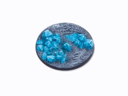 Crystal Field Bases - 55mm