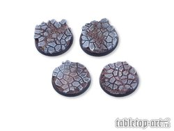 Cobblestone Bases - 40mm (2)
