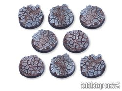 Cobblestone Bases - 40mm DEAL (8)