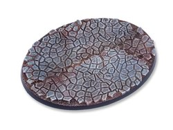 Cobblestone Bases - 120mm Oval 1