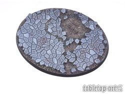 Cobblestone Bases - 120mm Oval 2