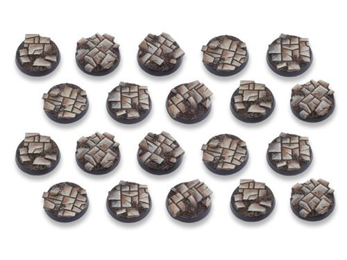 Stonefloor Bases - 25mm DEAL (20)