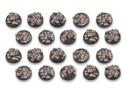 Stonefloor Bases - 25mm DEAL