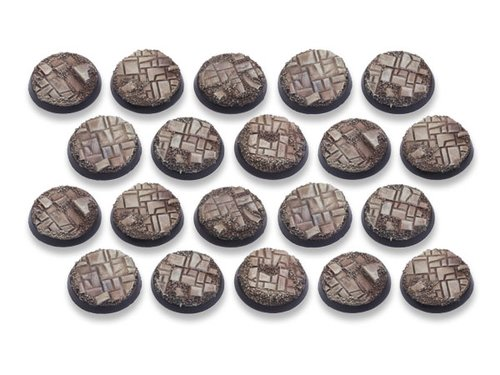 Stonefloor Bases - 32mm DEAL
