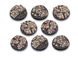 Stonefloor Bases - 40mm DEAL (8)