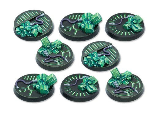 Crystal Tech Bases - 40mm DEAL (8)