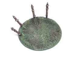 War Contraption Bases - 60mm thorn wall