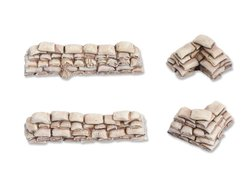 Sandbag wall Set 15mm