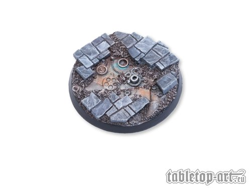 Ancient Machinery Bases - 50mm 2