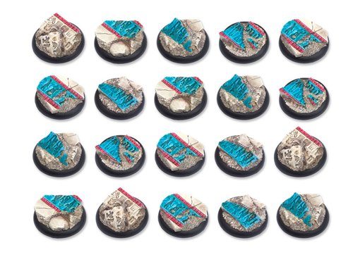 Temple of Isis Bases - 30mm RL DEAL