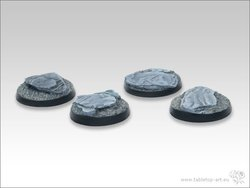 Shaleground Bases - 40mm (2)