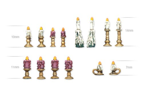 Candlesticks - Set 1 (14)