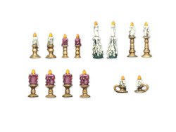 Candlesticks set 1