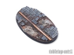 Ancient Machinery Bases - 90mm Oval 2