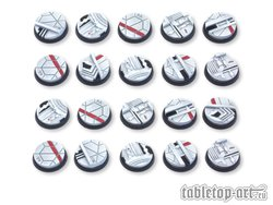 Starship Bases - 25mm DEAL (20)