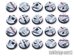 Starship Bases - 32mm DEAL (20)