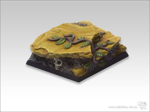 Shaleground Bases - 40x40mm Special Monster