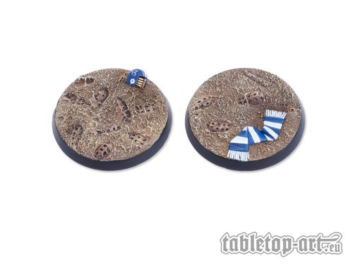 Bloody Sports - Muddy Pitch Bases - 40mm (2)