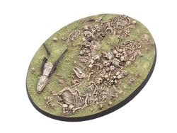 Bonefield Bases - 120mm Oval 1