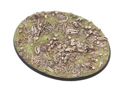 Bonefield Bases - 120mm Oval 2