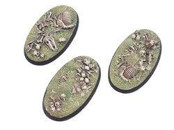 Bonefield Bases - 60mm Oval (3)