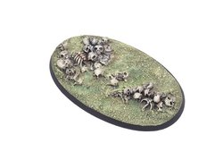 Bonefield Bases - 75mm Oval 1