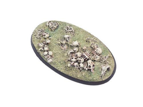 Bonefield Bases - 75mm Oval 2
