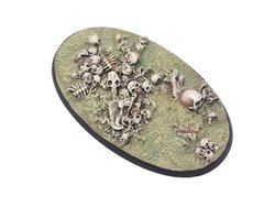 Bonefield Bases - 90mm Oval 1