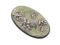 Bonefield Bases - 90mm Oval 2