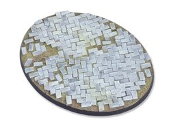 Flagstone Bases - 120mm Oval 2