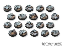 Ancient Machinery Bases - 25mm DEAL (20)