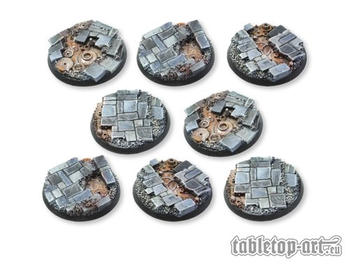 Ancient Machinery Bases - 40mm DEAL (8)