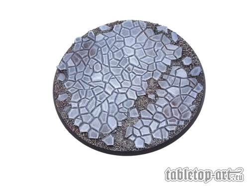 Cobblestone Bases - 100mm 1