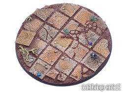 Lizard City bases for miniatures - 130mm 1